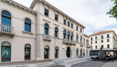 Palazzo Carducci a Conegliano